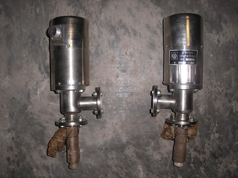 вакуумные клапаны и фланцы для вакуумных систем