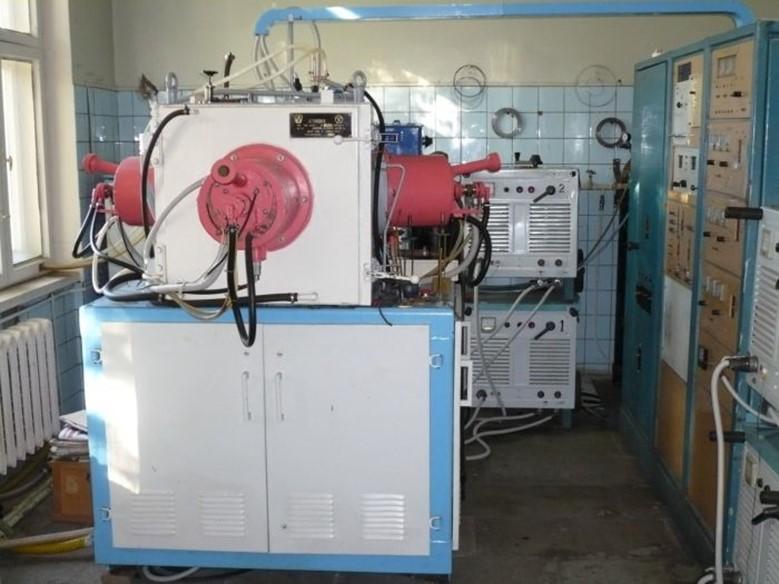 установки вакуумной металлизации